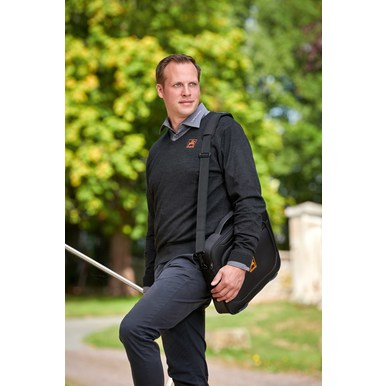 Herren-Business-Strickpullover, anthrazit |  | Artikelnummer: ML946