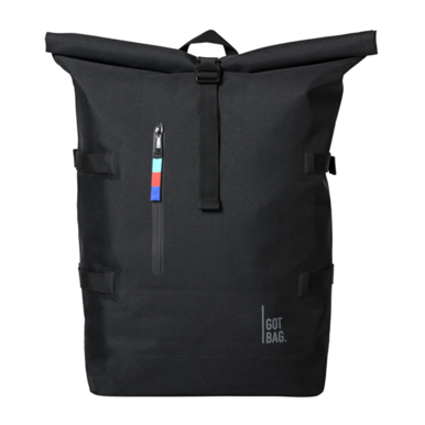Roll Top Large Schwarz von Got Bag |  | Artikelnummer: ROLLTOP L GB