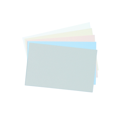 Rivoli Dame einfache Karten / Lady single cards  | Hellgrau / Light grey | Artikelnummer: 555.123.dame.grau