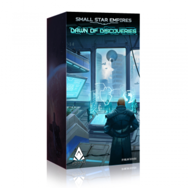 Small Star Empires: Dawn of Discoveries | Erweiterung | Artikelnummer: 602573750025