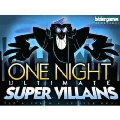 One Night Ultimate Super Villains |  | Artikelnummer: 689070018117