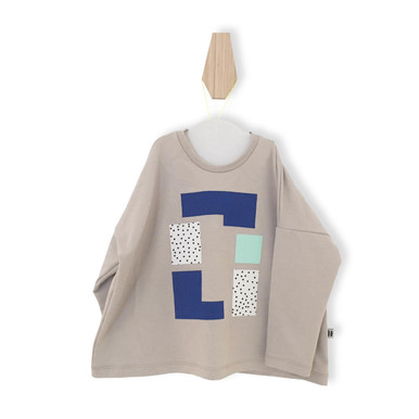 SHARING ROOMS | Sweatshirt | Artikelnummer: 192-S3-3