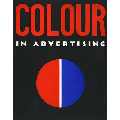 Colour in Advertising |  | Artikelnummer: POD-KI-14145-951-A3