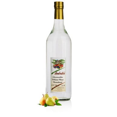 Williams Christ Birnenbrand | 1.0l Flasche vol. 40% | Artikelnummer: 5.004
