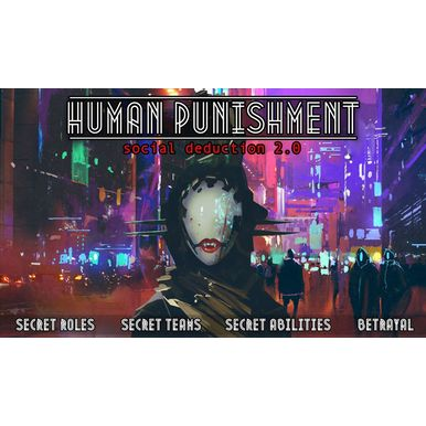 Human Punishment - Deluxe Set |  | Artikelnummer: 793150608416