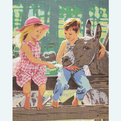 Country Days - borduurwol |  | Artikelnummer: rp-142-540-wol