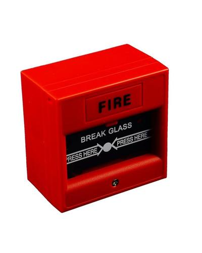 BTS wireless fire alarm | Call Point Break Glass | Code: 8222