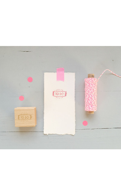 Stempel  TO DO  |  | Artikelnummer: 90156227
