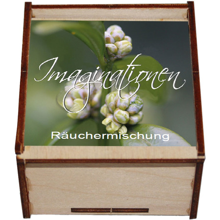 Imaginationen | Räuchermischung in Holzbox | Artikelnummer: 4820040750695