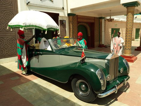 Emir of Kano Rolls Royce, 2012 | Edition 30, Serie