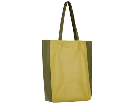 Shopper Carla  | puristischer Shopper…mit einer Extra-Portion Riemen… | Artikelnummer: NB 310