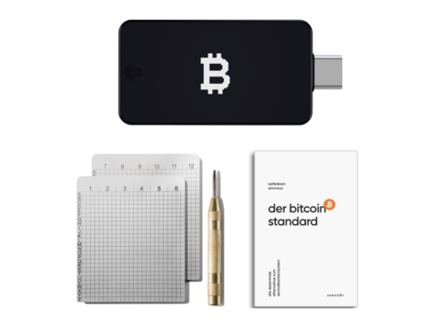 Bitcoin Starter Set  | Product code: set_multi