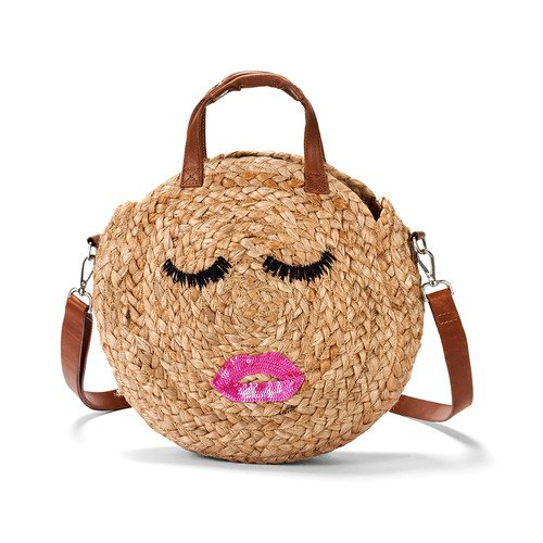CRICKIT-Strandtasche-PALMA 'Sleeping Beauty' Pink