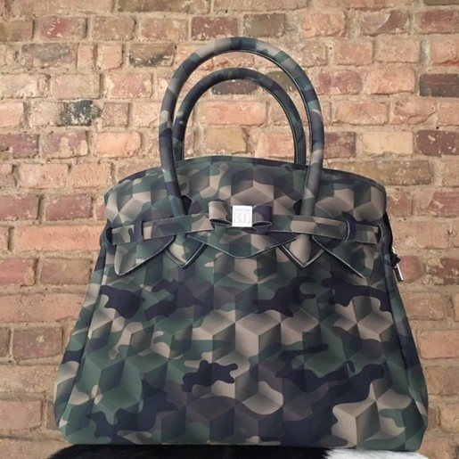 MISS PLUS | CAMO | Artikelnummer: SAVEMYBAG2