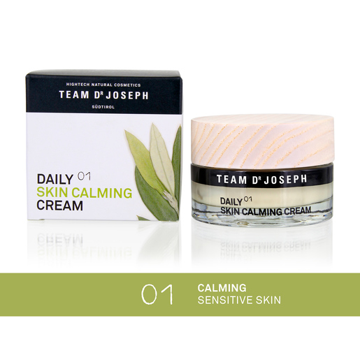 Team DrJoseph Daily Skin Calming Cream