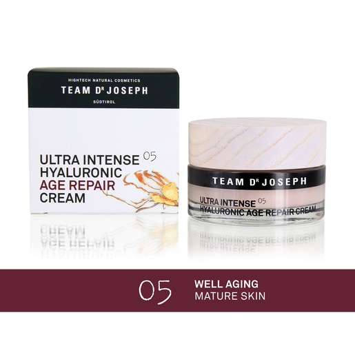 Team DrJoseph Ultra Intense Hyaluronic Age Repair Cream