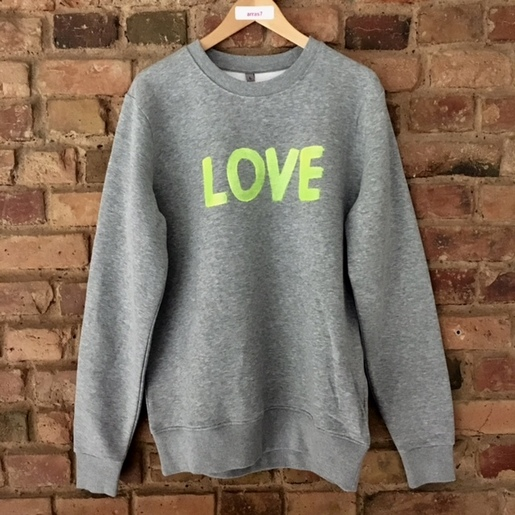 SWEATER | LOVE | Artikelnummer: SW4B