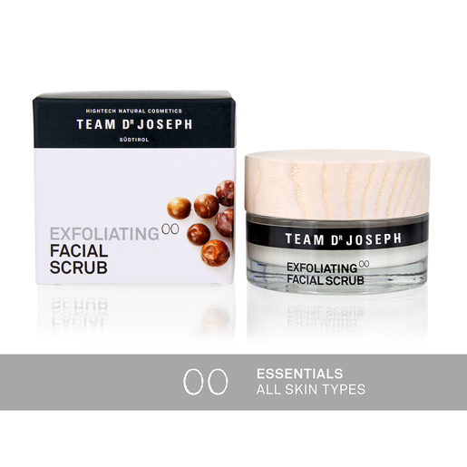 Team DrJoseph Exfoliating Facial Scrub