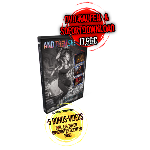 DVD KAOSYSTEMATIQ Tour 2018 & Sofortdownload |  | Artikelnummer: 500350