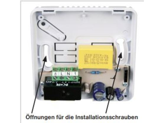 PT14 Digital Thermostat | Digitaler Thermostat mit Wochenprogramm | Artikelnummer: TH9114