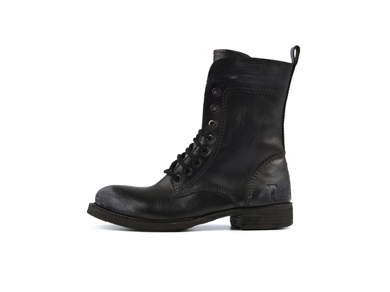 GIRLS - Combat Boot - BOND Schwarz | Thomas Hayo for CRICKIT | Artikelnummer: Valerie00255122_41
