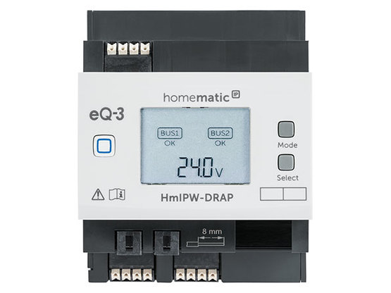HCIPw DRAP | 230 V  interface | Artikelnummer: 152465