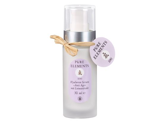 Pure Elements Anti Age Hyaluron Serum 30 ml | Artikelnummer: 1000016