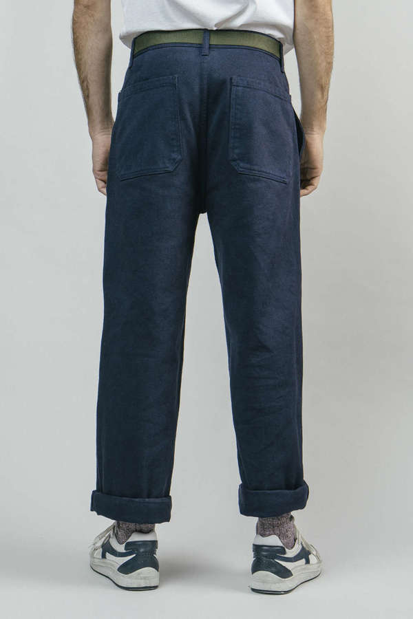 BRAVA Hose WORKWEAR navy