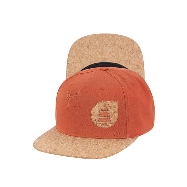 PICTURE Cap NARROW burnt orange vorne