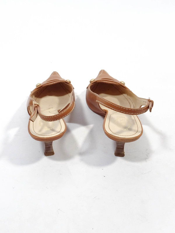 Vintage Pumps Beige