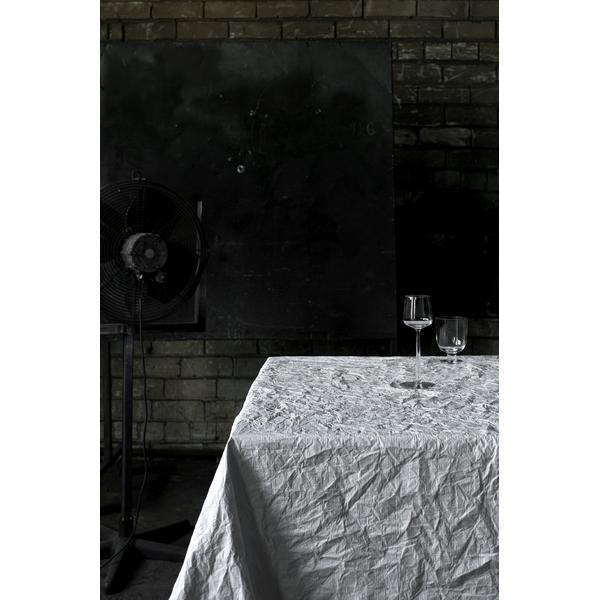 tischdecke gartentischdecke b gelfrei wei 150x150 cm. Black Bedroom Furniture Sets. Home Design Ideas