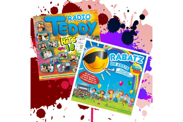 Radio TEDDY - Hits | CD Paket | Artikelnummer: 865