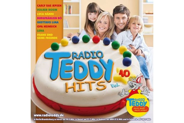 Radio TEDDY-Hits | Vol. 10 | Artikelnummer: 002