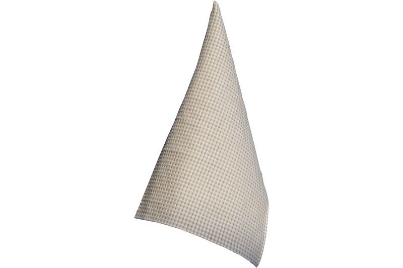 geschirrt cher leinen waffelpique in grau wei. Black Bedroom Furniture Sets. Home Design Ideas