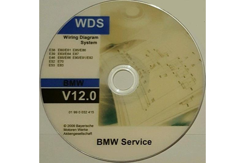 BMW BMW WDS 12.00 Letzte Erschienene Version NUR Windows XP ...