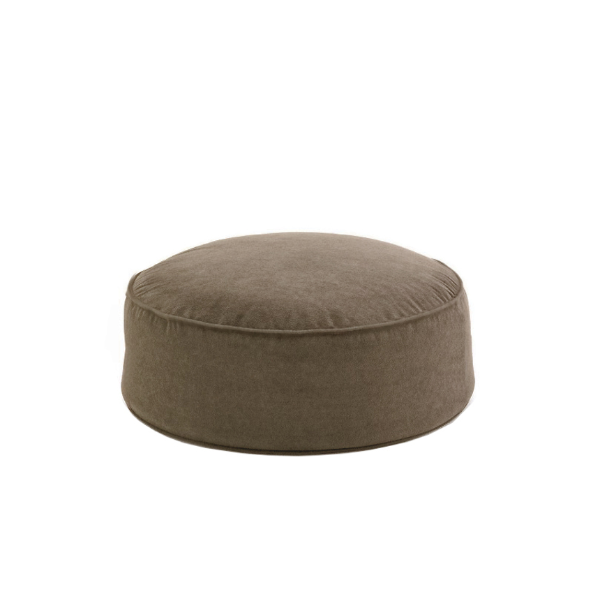 POUF HOCKER - PERSONALISIERT – Chill Easy Lounge für In- & Outdoor, 80x35 cm