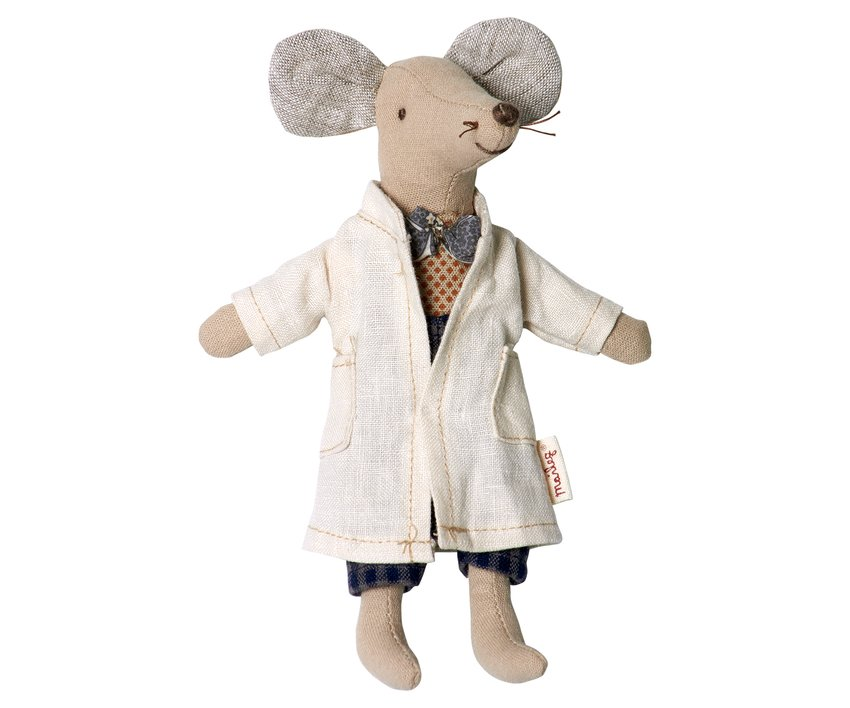 maileg mouse doctor outfit