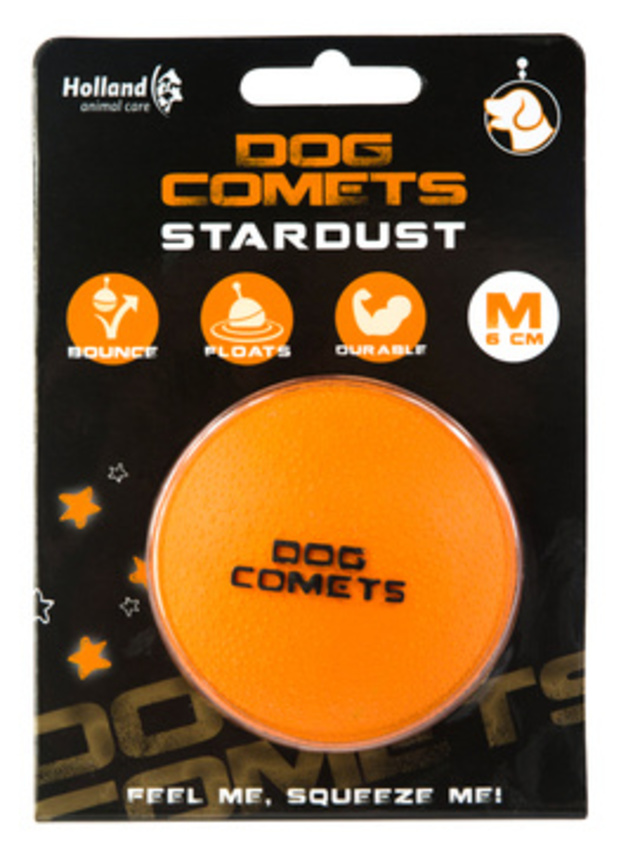 Dog Comets Ball Stardust 5