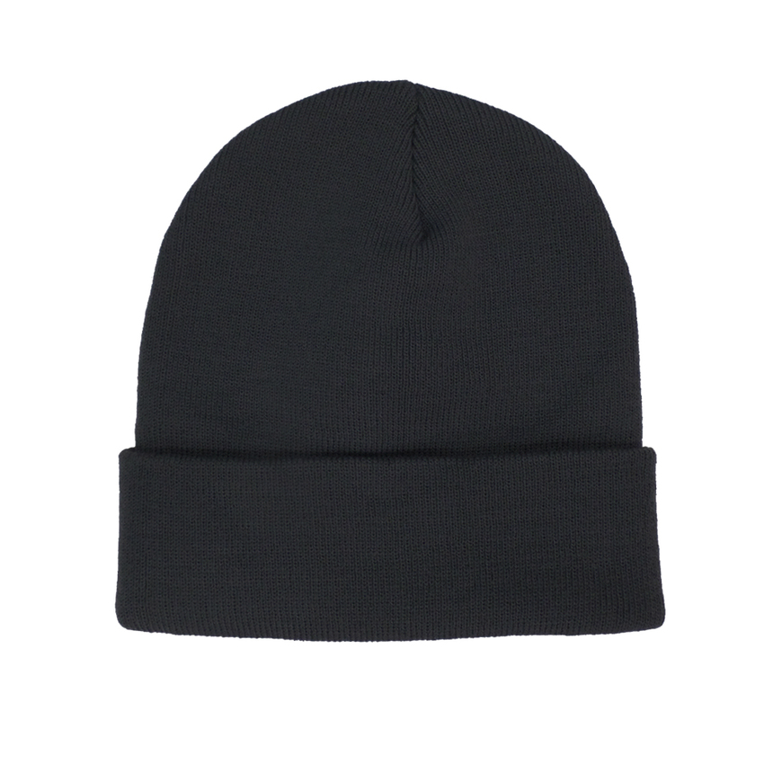 goldmarie Beanie Mütze KARMA IS THE NEW BLACK - schwarz