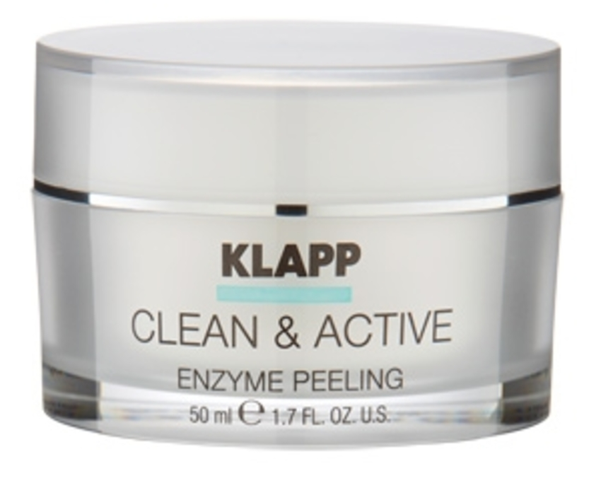 Klapp Clean & Active Enzyme Peeling 50ml