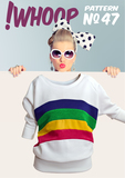 !Whoop No 47 Rainbow-Pulli