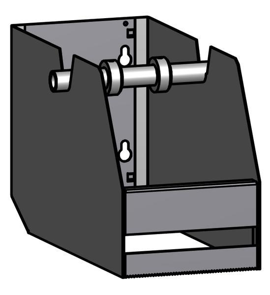 abroller f r sparrolle awela ordnungssysteme. Black Bedroom Furniture Sets. Home Design Ideas