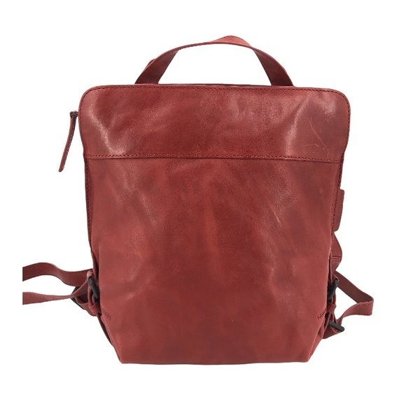 Aunts & Uncles Mrs.Crumble Cookie Rucksack/Tasche  crimson red/rot
