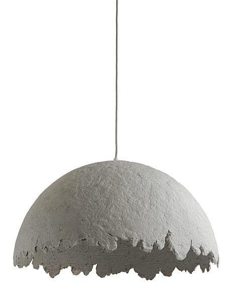 deckenleuchte press in beton optik. Black Bedroom Furniture Sets. Home Design Ideas