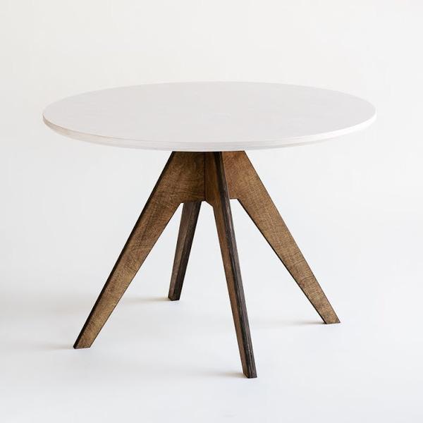 Tisch Skandinavisches Design tische stühle aus holz skandinavisches design