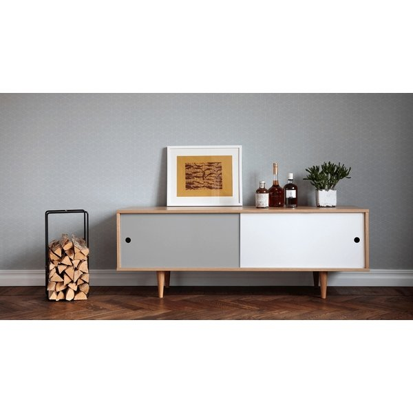Sideboard skandinavisches Design retro
