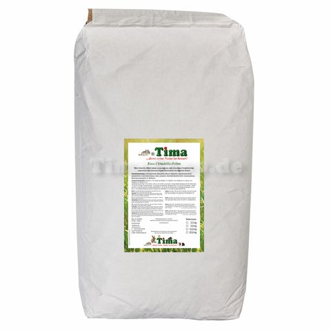 Tima Chinchilla-Pellets Premium 25 kg Sack