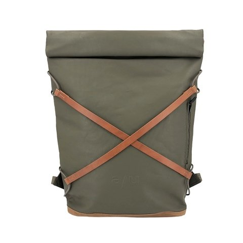Aunts & Uncles  Yokohama Japan Rucksack Falling Rock olive
