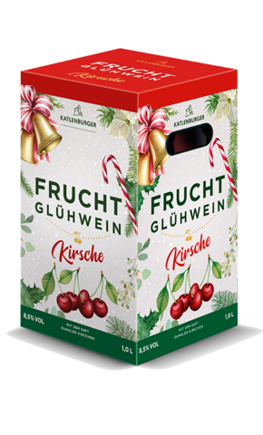 Fruchtglühwein Kirsche Bag-in-Box