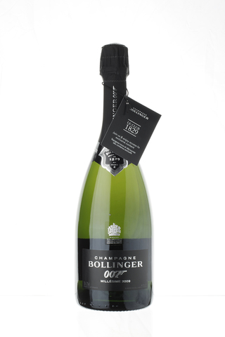 Foto vom Champagner Bollinger 007 2009 Spectre Millesime Limited Edition
